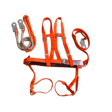 Outdoor Climbing Rappelling Security <strong>Safety</strong> Belt Harness