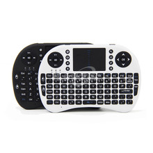 general mini keyboard for android tv box i8 keybord mouse with touch pad