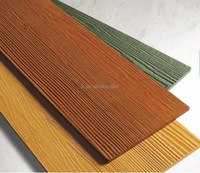 CE Mark, Australian Standard, primed and pre-finished colors fiber cement panel siding