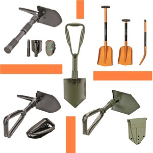 Best Folding Shovel Spade from 13Years Manufacturer for Outdoor Camping Military Garden use