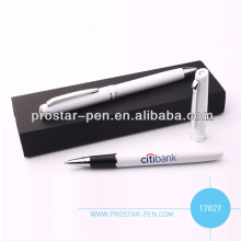 Promotional executive gift good quality metal roller pen ball pen set