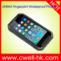 UNIWA XP8800 5 Inch 4000mAH Big Battery Quad Core CPU Dual Band WiFi IP67 Waterpproof Fingerprint Android Rugged Smartphone
