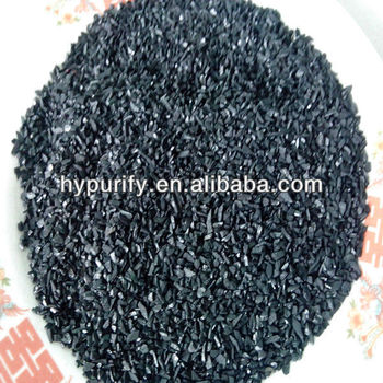 Hongye offer 3-6mm Coconut Shell Granular Activated Carbon for water treatment with best price