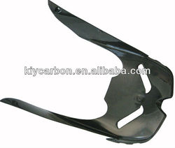 Carbon fiber under front fairing for Kawasaki