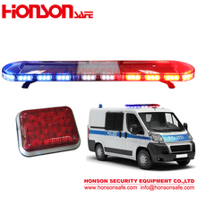 3W LEDS emergency vehicle strobe lights bar ambulance traffic signal lights with E-mark HS3324