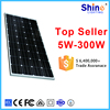 150w mono poly solar panel with VDE,IEC,CSA,UL,CEC,MCS,CE,ISO,ROHS panel solar