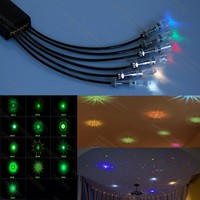 color changing fiber optic led light