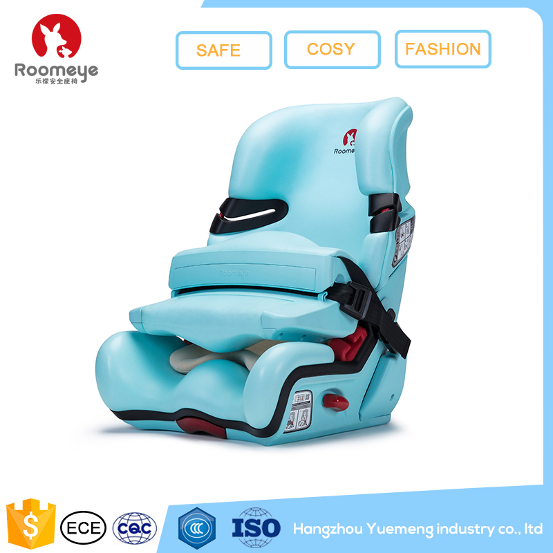 Roomeye High Quality Group 1+2 ISOFIX European Standard ECE R44 Car Seat Manufacturers