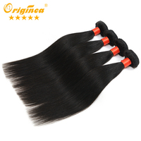 Indonesia virgin long straight hair extensions wholesales