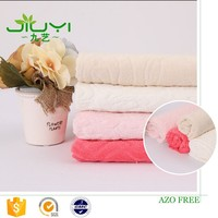 high quality cvc 20%polyester 80%cotton knitted fabric jacquard turkish terry towels,cotton terry towel