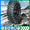 qingdao top new car tyre Off road SUV MT llantas 31X10.50-16LT 35X10.50-16LT THRUSTER Semi steel mud terrain tires