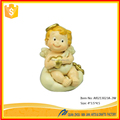 Religious craft resin angel figurines with china craft supply