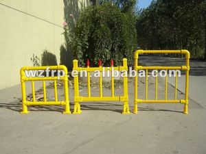 FRP Stair Railing for Chemical Factory