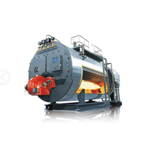 1 Ton Induction Electric Heating Steam Boiler