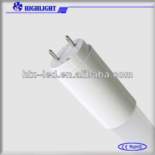 Led Tube8 2013 New Led Tube:1.2m Tube8 Led Light Tube with Driver Located End of the Tube Instead of the Bottom of the PCB