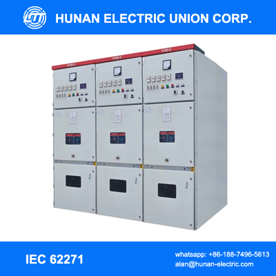 15kV/20kV/22kV medium voltage withdrawable switchgear with IEC standards
