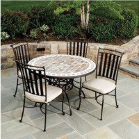 Cast Iron Patio Outdoor Furniture Garden