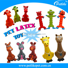 Alibaba natural pet products China top ten selling pet products latex dog toys