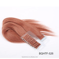 Wholesale Unprocessed Virgin indian hair Easy Tape Hair Extensions