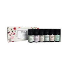 Melao essential oil gift set 6pcs 10ml pure good quality wholesale