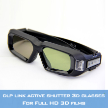 PN-II30 2017 Hot Selling dlp link active shutter 3d glasses for real 3D films