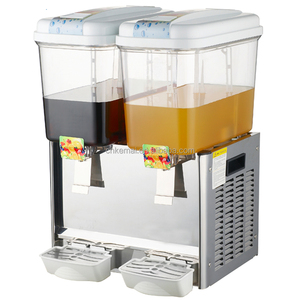 cool and hot 18L dual cold hotel electric juice dispenser