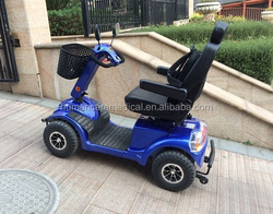 high quanlity best selling handicapped motor scooter with battery