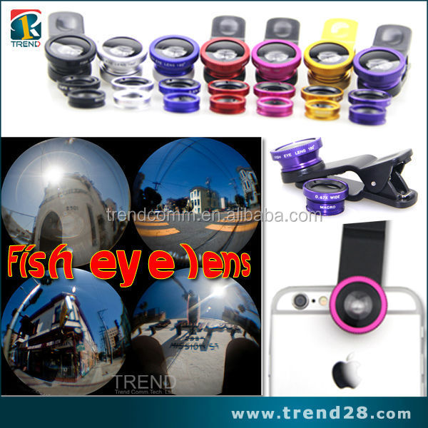 telephoto lens for mobile phone,camera lens cover for mobile phone,universal clip 3 in 1 lens for mobile phone