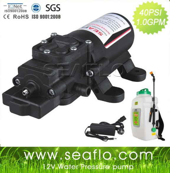 High Efficient Agricultural Irrigation Water Pump 40psi 1.2pgm China Agriculture Water Pump