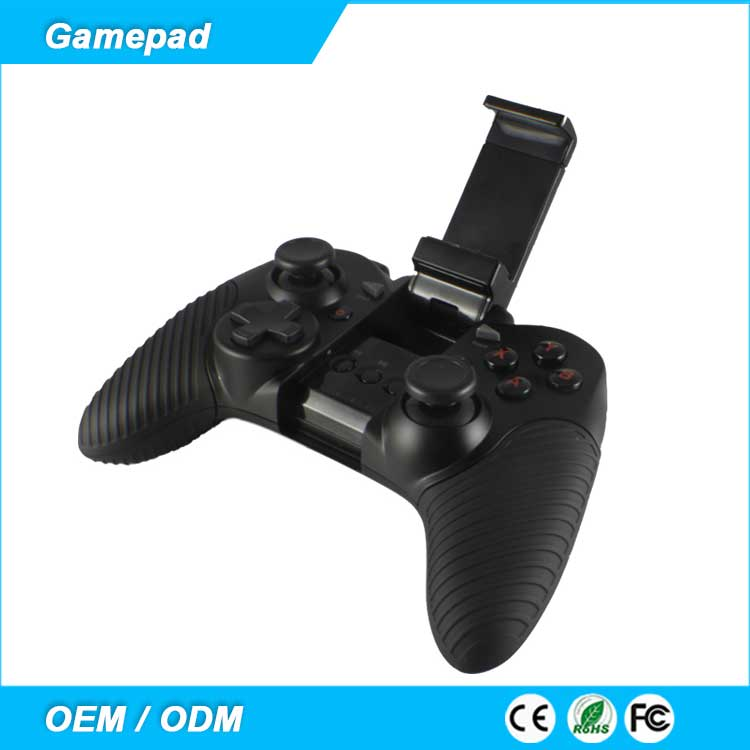 Fashionable usb wireless electronic bluetooth game pad for iOS Android
