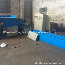 Plastic System Two Stage Granulator Pet Recycling Machine