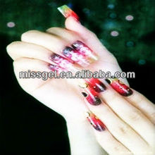 uv gel light hard nail gel