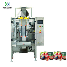 Automatic Stand-up Bag Making Machine Beans Filling Packing Equipment