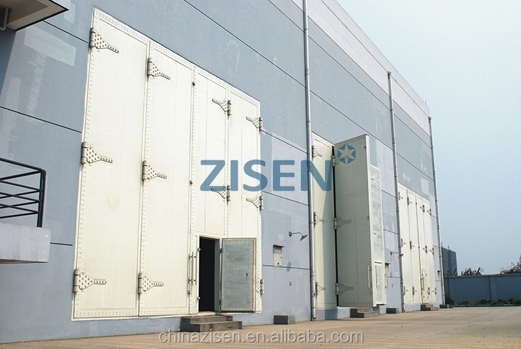 Hot sales metal soundproof door for noisy room