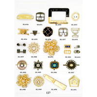 High Quality Wholesale Rhinestone Shoe Buckles
