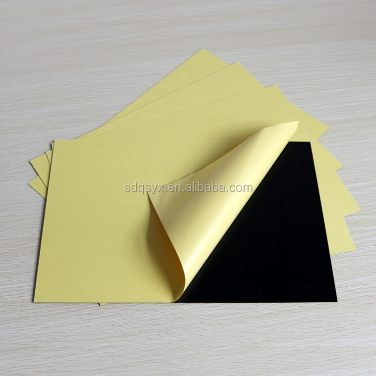 Rigid PVC sheets for photo album inner sheets made in China