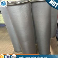 Golden supplier 20 50 mesh Inconel wire mesh cloth with good mechanical properties