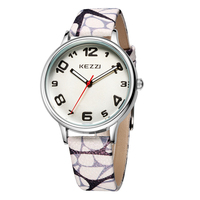 Timepiece Clock Colorfull Dressing Women Watches Ladies Leather Watches