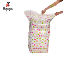 China Alibaba Supplier Reusable Vacuum Storage Bag For Clothing