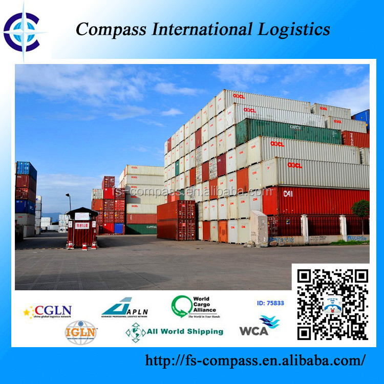 Cheapest sea freight forwarder for ocean shipping from China to Barcelona port Spain