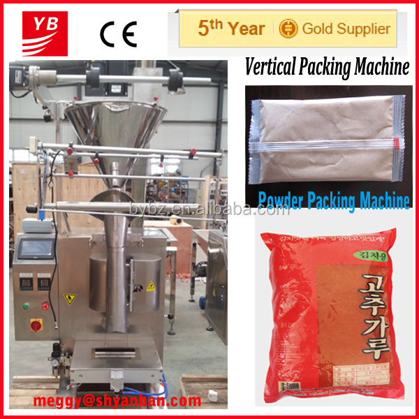 Good price YB-300F Automatic Powder Filling and Packing Machine(milk /coffee/curry/protein powder)