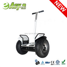 Easy-go newest design 2 wheel urban art smart balance scooter yb001 with CE certificate hot on sale
