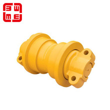 KOBELCO SK200 excavator undercarriage parts YN64D00013F1 track roller