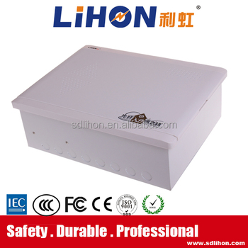 395*303*120mm house used optical fiber box with antena and extended cable