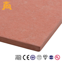 2016 Colorful Weatherproof External Wall Wholesale Fiber Cement Board Siding