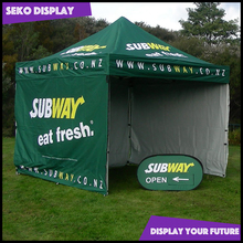 3x3 tent advertising aluminum frame structure for outdoor events
