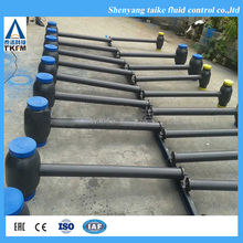 For sale water supply fully welded pring seat extension stem 1 pc ball valve