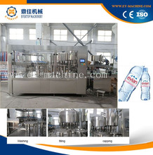 3-In-1 Customized PET/PE Bottled Drinking Water Filling Equipment / Machine