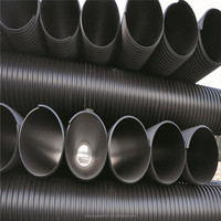 HDPE Waste Water Thermoplastic Pipe Tube