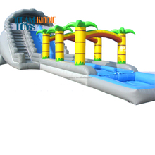 Guangzhou FEILE TOYS factory hot Sale giant inflatable water slide for adult